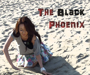 (10-3) The Black Phoenix by daragonlai