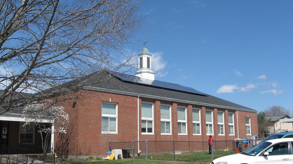 Solar Panels on Center 375