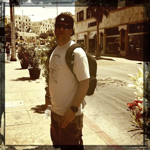 walking through Puerto Vallarta