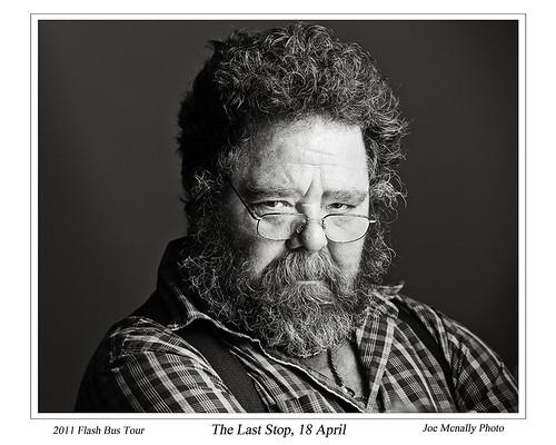 The last stop - Joe McNally Photo