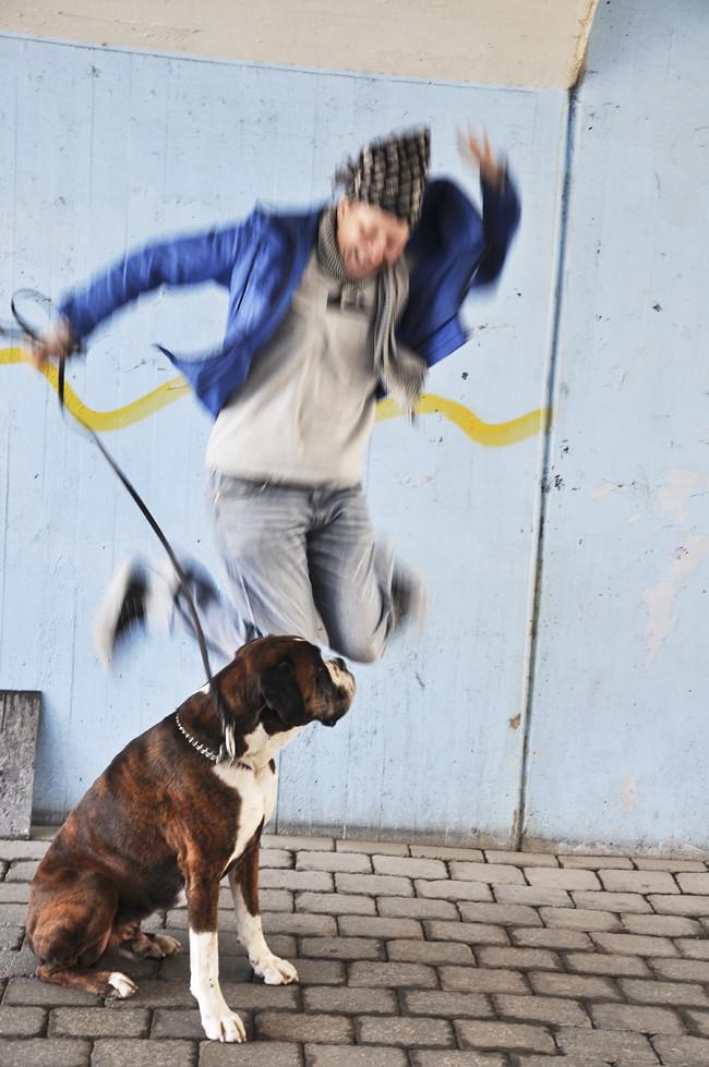 jumping infing