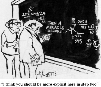 Then A Miracle Occurs...