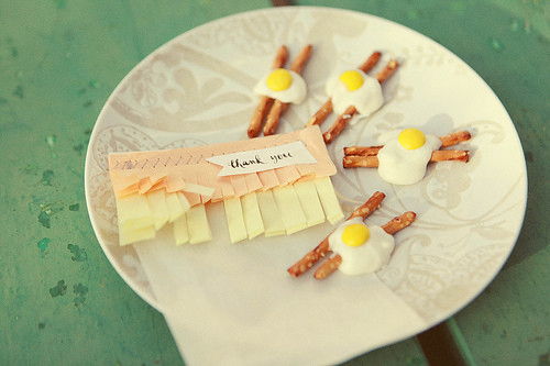 Bacon and Eggs Instructions