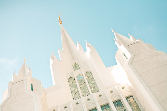 LDS San Diego Temple Wedding-1-7