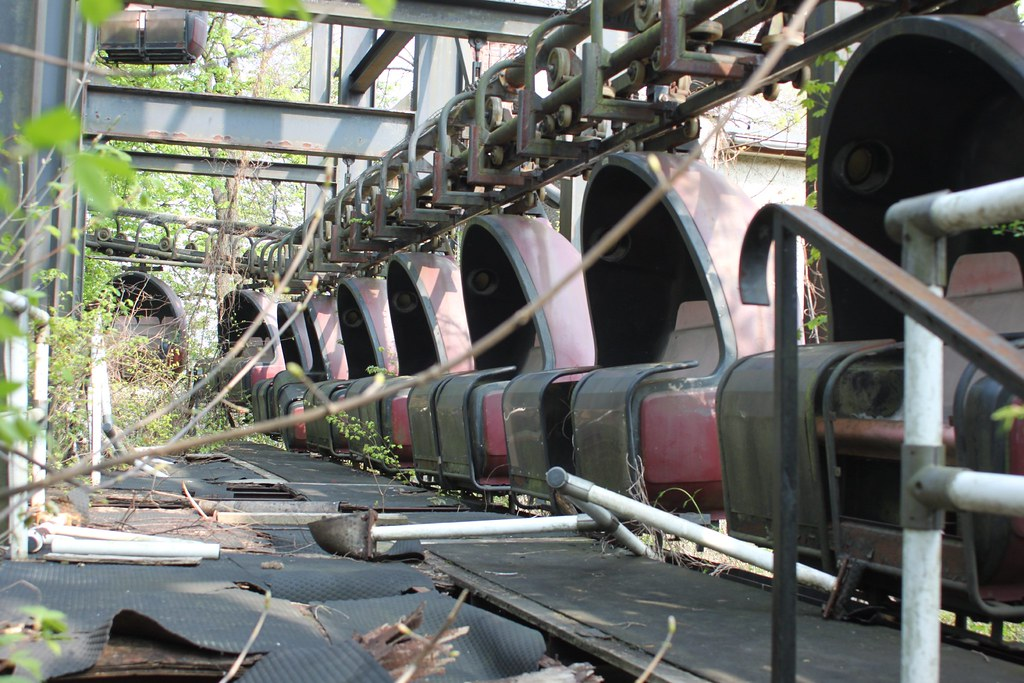 Lost Places - Spreepark Berlin