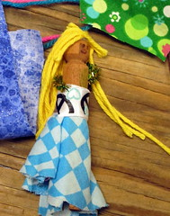 Clothespin Dolls 16