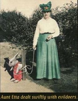 Aunt Etta