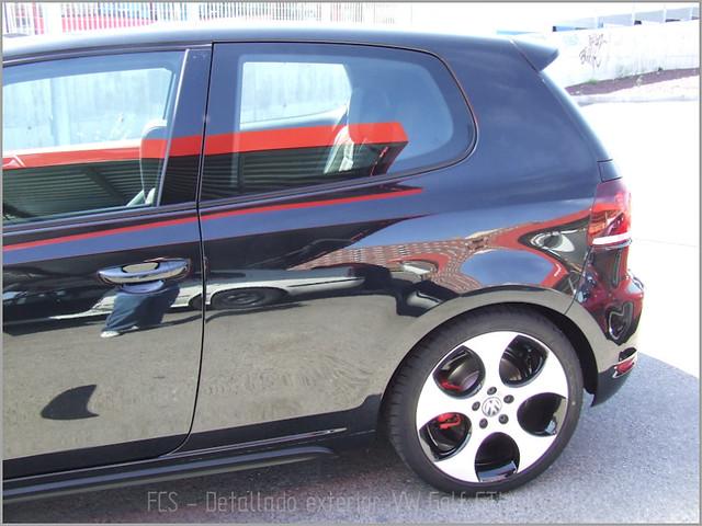 Detallado exterior VW GOLF GTI mkVI-30