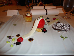 chef's table - dessert