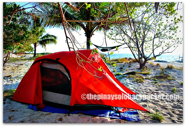 apo reef camping photo