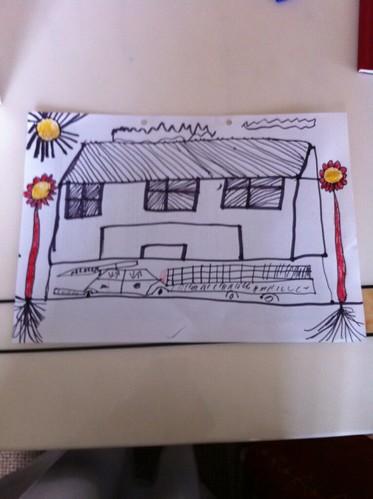 Ahmad's Entertaining Drawing