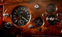1952 Jaguar XK120 (pjarrettphoto) Tags: usa black classic virginia motors jag british coupe fishersville 1952jaguarxk120 fixedhead gassmanautomotive