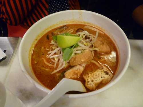 Curry Laksa[Old Town Kopitiam Mamak, City]