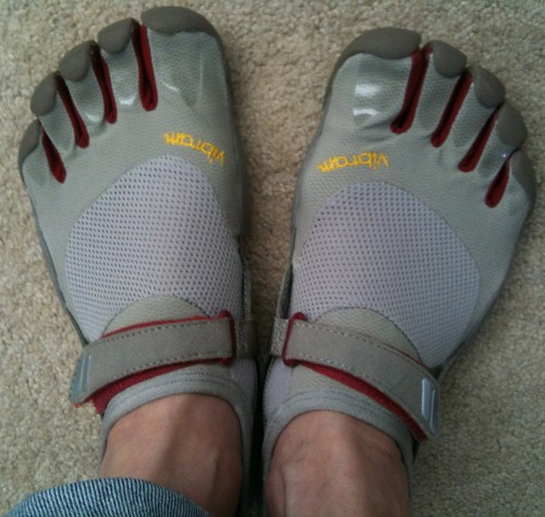 Vibram FiveFingers Treksport shoes for women