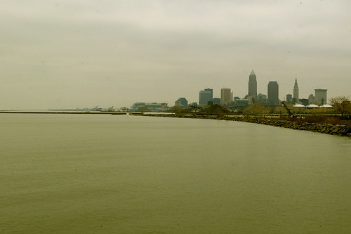 what I saw of Cleveland by foto fledgling