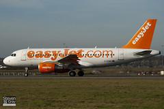 G-EZMH - 2053 - Easyjet - Airbus A319-111 - Luton - 110224 - Steven Gray - IMG_9923