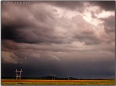 Tensin (rafa brion rafa arroyo) Tags: naturaleza tormenta castilla