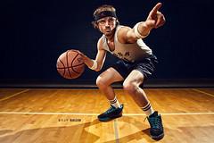 117/365 Billy Baller (matthewcoughlin) Tags: basketball goggles bball gym softbox wristband flasher basketballcourt headband ballin eyewear skillz speedlite offcameraflash roundball hegotgame strobist 430exii 3652011 2011inphotos