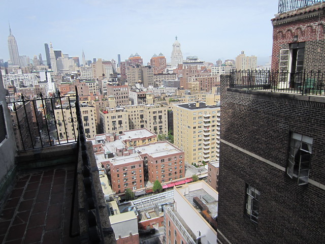 NYC Apartment Agent: The view from a Greenwich Village penthouse