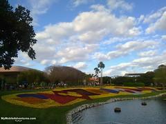 EPCOT Flower & Garden Festival Vista