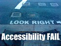 Memo To Self: Accessibility FAIL