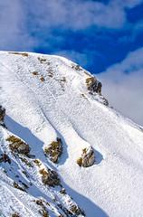 Weisshorn (lukas.b0) Tags: schnee winter snow mountains schweiz switzerland berge hdr arosa graubünden