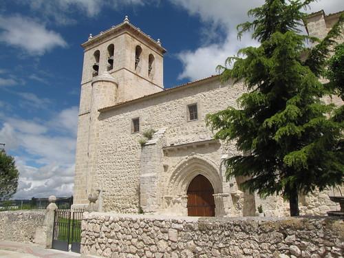 Iglesia de San Martín de Tours - Vista general
