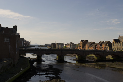 The New bridge from the Auld Brig