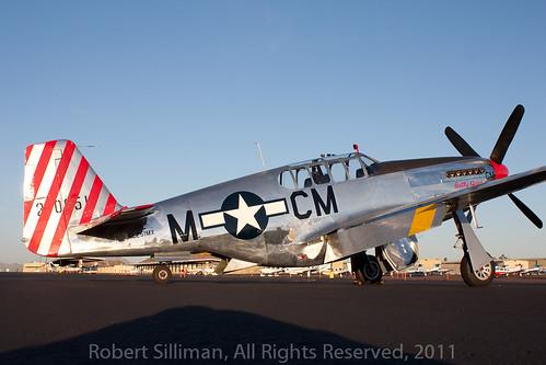 North American P-51 Mustang -Betty Jane--4481