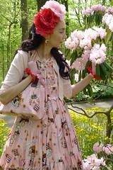 Mary Alice in Lolita Fashion