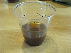 20090617-zozo泡咖啡給媽媽喝