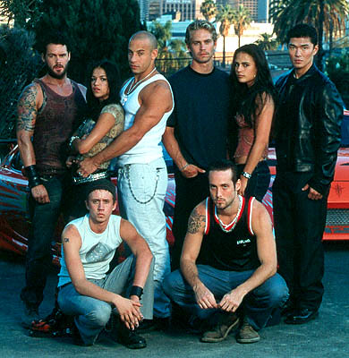 matt_schulze_michelle_rodriguez_vin_diesel_paul_walker_jordana_brewster_rick_yune_chad_lindberg_johnny_strong_the_fast_and_the_furious by Daniel Magno