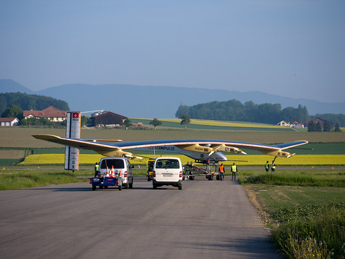 Solar Impulse 19