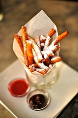 Funnel Cake Fries at NEX (Foodieographer) Tags: ocvbphoto2011