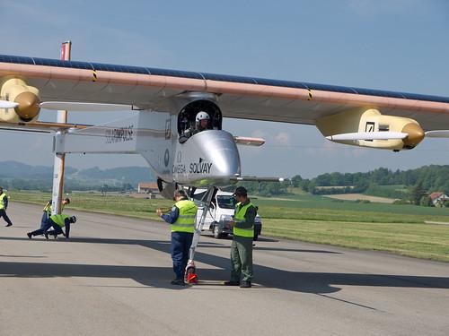 Solar Impulse 71