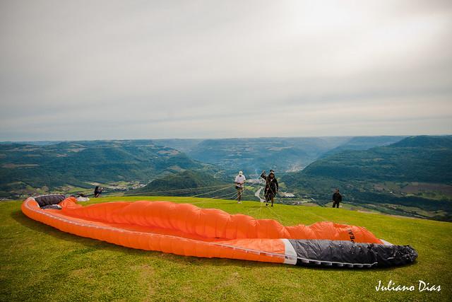 Campeonato Gaúcho de Paraglider