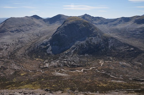 The Peaks of Beinn Eighe