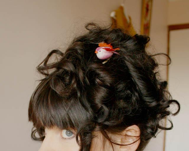 rag hair p