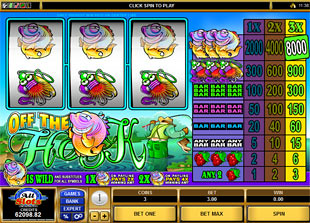 Off the Hook slot game online review