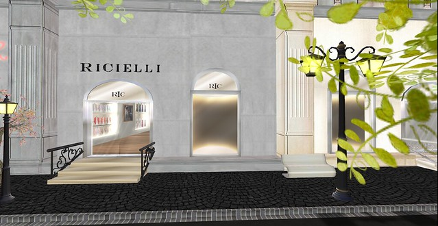 R.icielli in Liberty city open now
