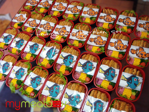 Finding Nemo bento set
