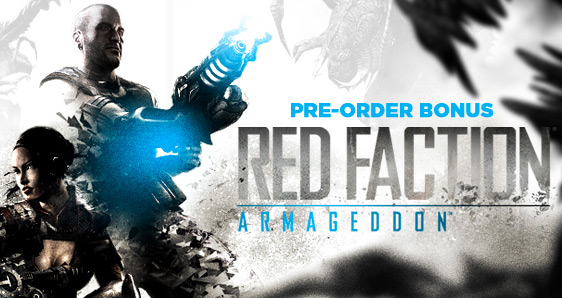 Red Faction: Armageddon from OnLive