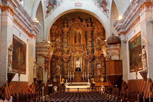 San Xavier del Bac Altar