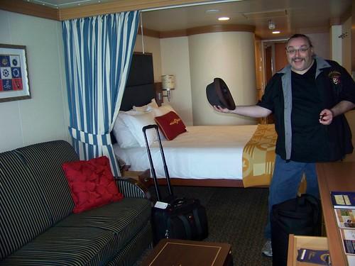 Erik in Room