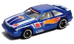 '92 Ford Mustang (t.szuta) Tags: ford hotwheels 164 1992 mustang fordmustang diecast hwracing tonyszuta