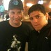Pete and Nick Diaz