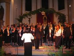 concert poix du nord dcembre 2008 alizes gospel tags voyage famille france concert - Chant De Louange Mariage
