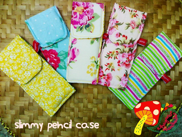 pencil case handmade
