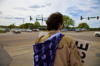 Anti-Torture Vigil - Week 48: Traffic