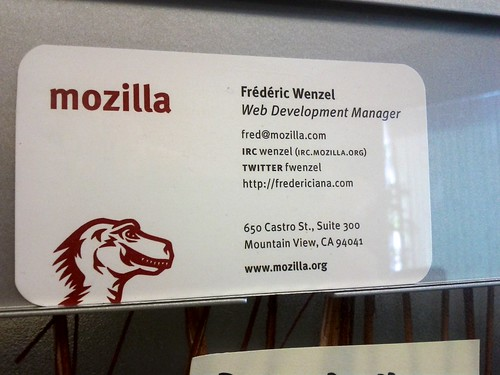 Day 140 - New Business Cards